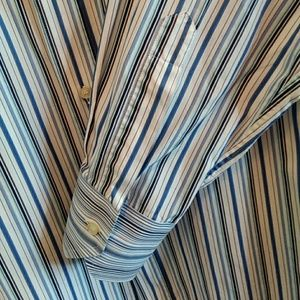 Etro Shirts - 5/$30 Etro Milano Button Down Dress Shirt Striped